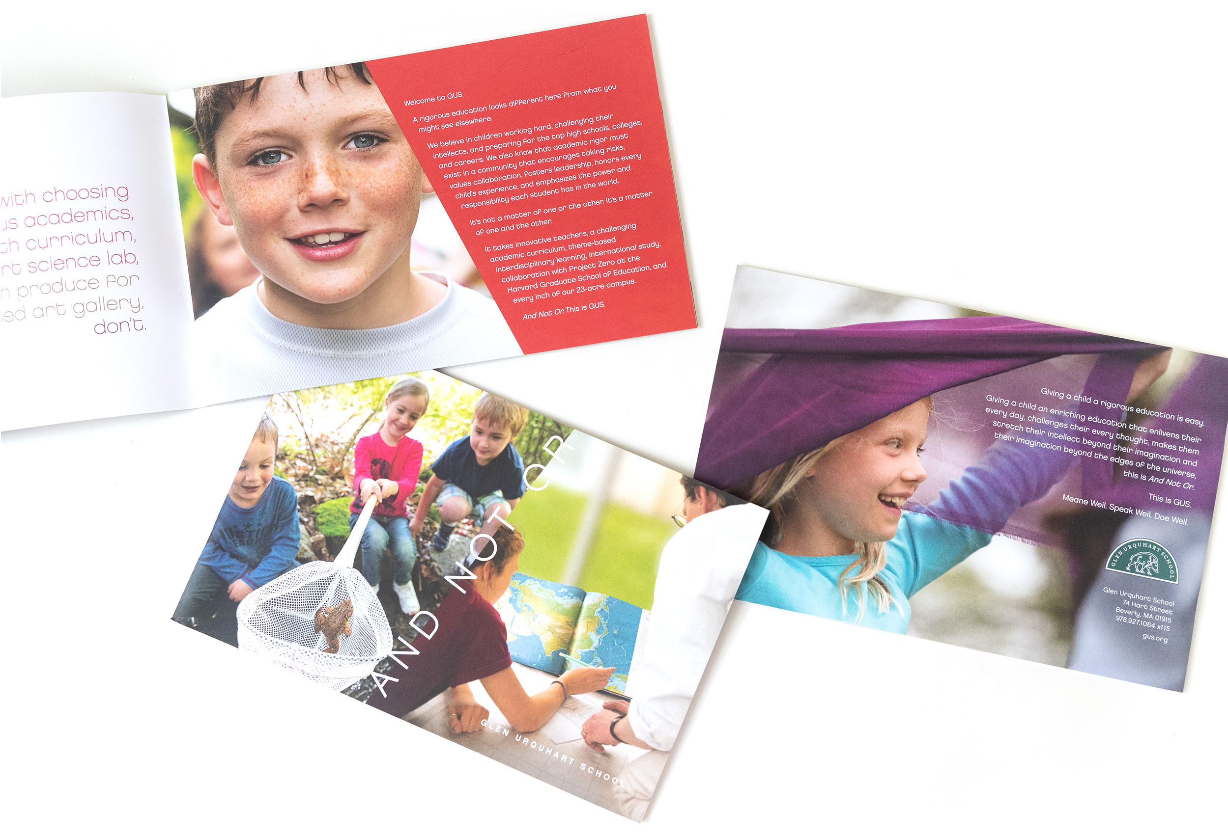 PHOTOGRAPHER  | GLEN URQUART SCHOOL | EDUCATION  | Brochure | Library
