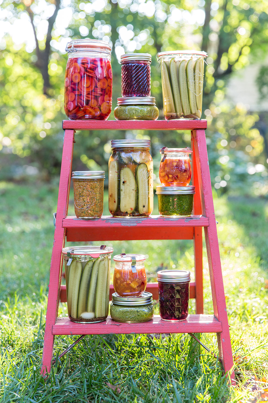 "EDITOR PHOTOGRAPHER | FOOD | GIF | FamilyFun ""Jams Jellies and Pickles"" 