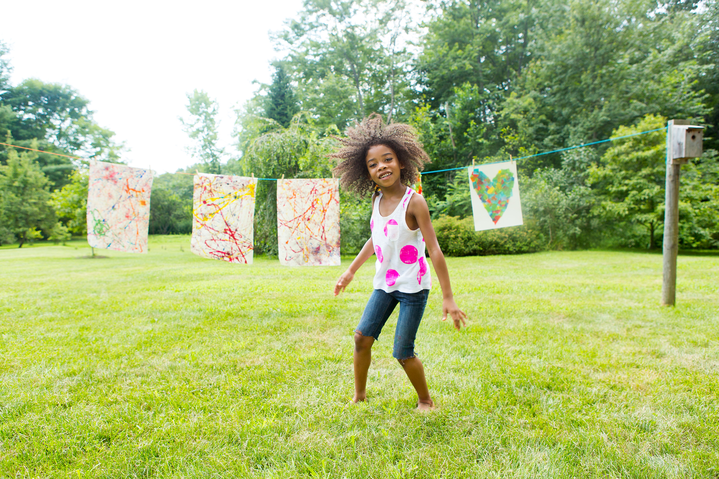 "PHOTOGRAPHER | KIDS | CHILDHOOD | PLAY | ART | Family Fun Magazine ""Messy Art"" 