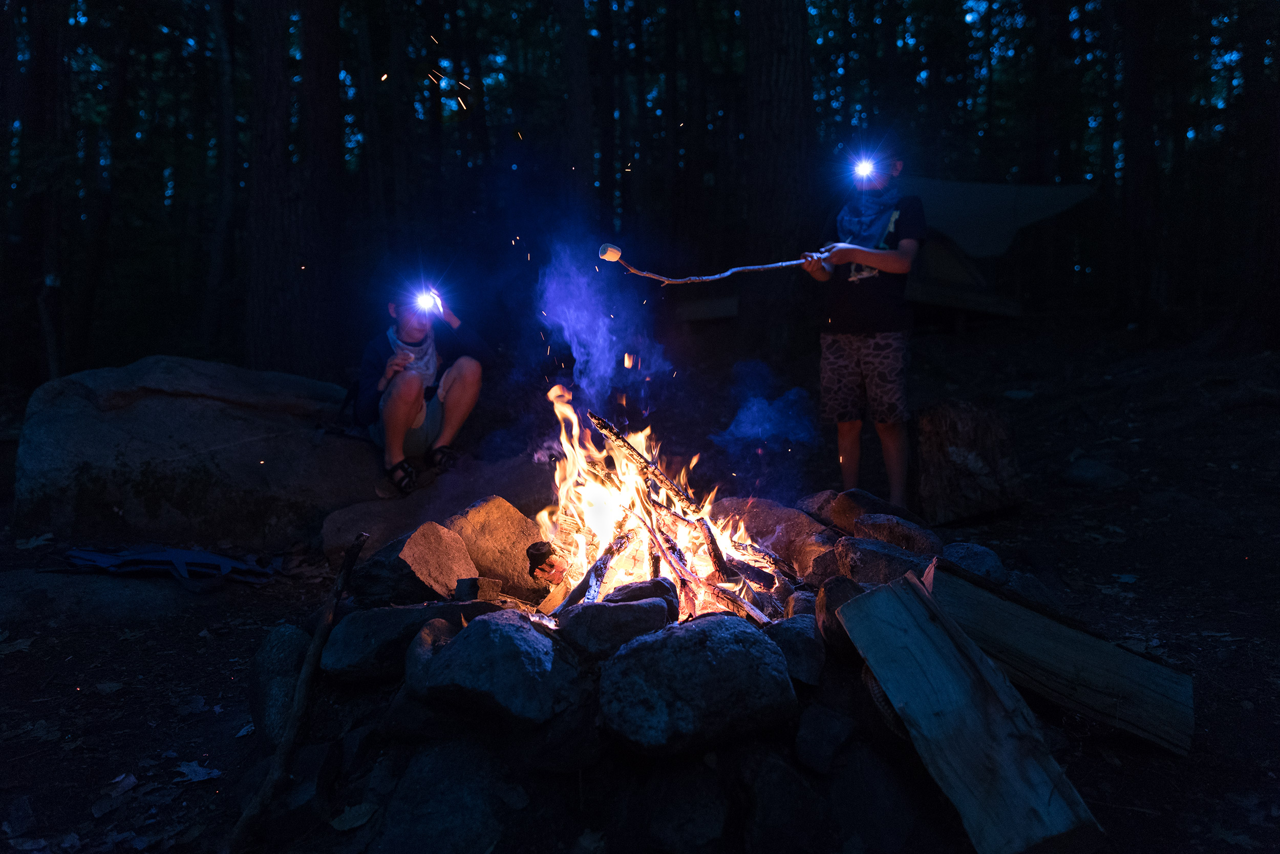 CAMPING WITH KIDS | FAMILY | CHILDHOOD | Campfire | Opt Outside | Nature | Explore | 28